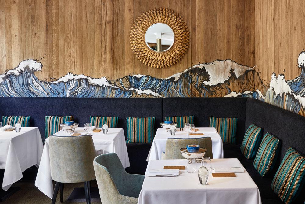 Our restaurant in Paris