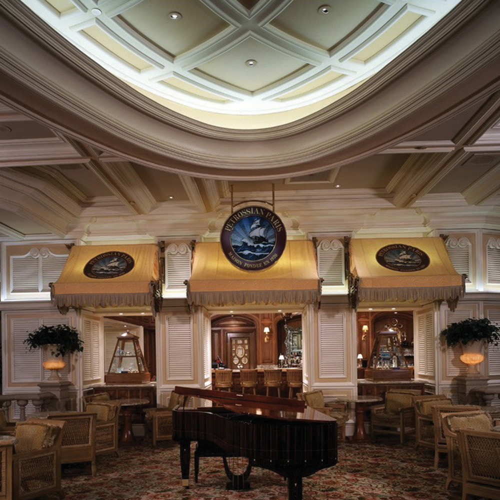 Petrossian Las Vegas Bellagio Bar