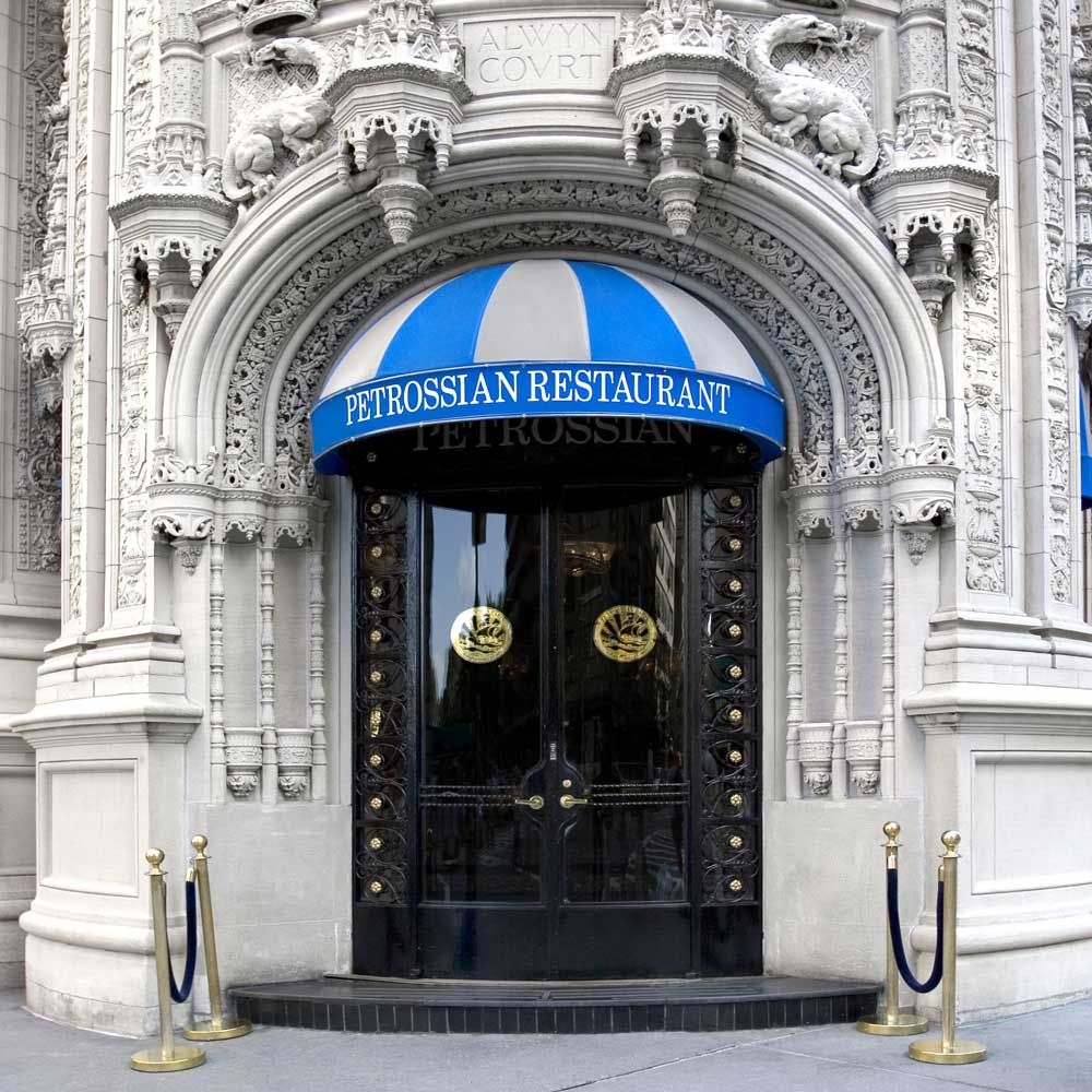 Petrossian New York Restaurant