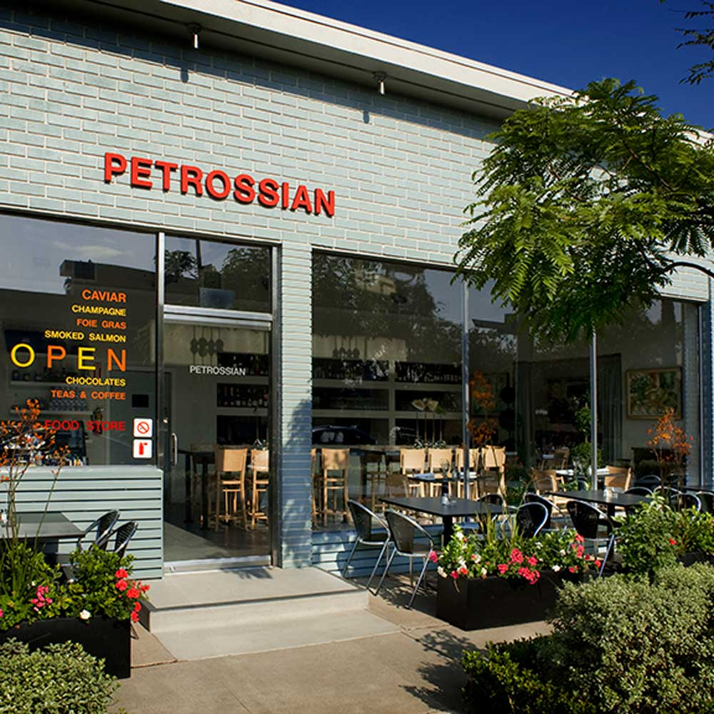 Petrossian West Hollywood Restaurant