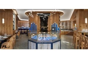 La nouvelle boutique Petrossian Victor Hugo