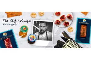 The Chef's Hamper by Simon Martin