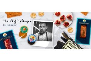 The Chef's Hamper by Simon Martin