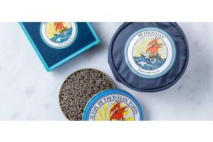 Bei welcher Temperatur wird Kaviar serviert?