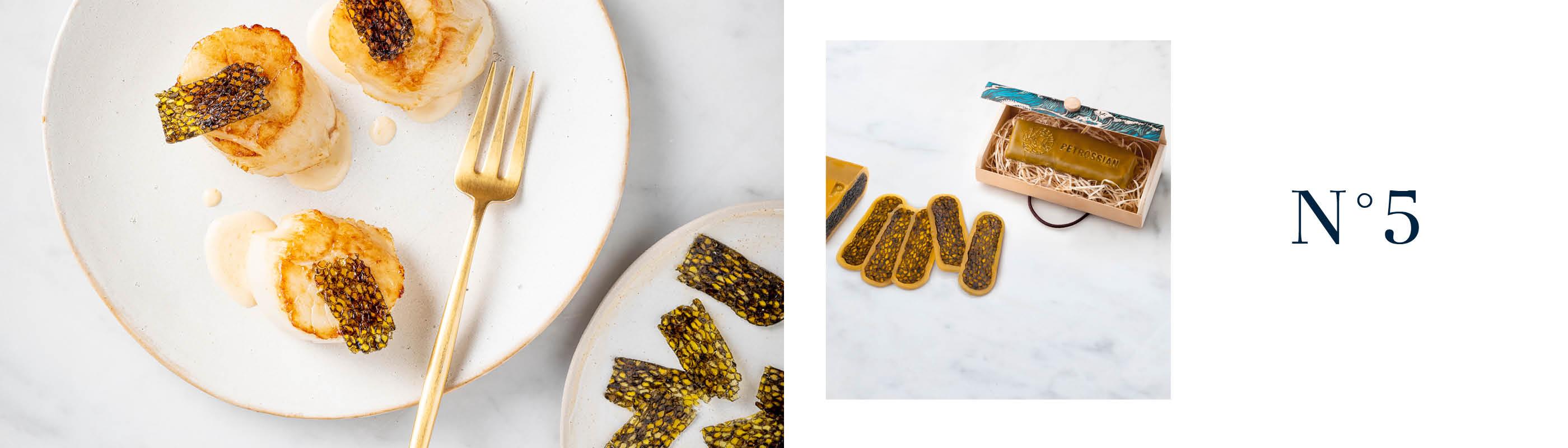 Idée cadeau poutargue caviar