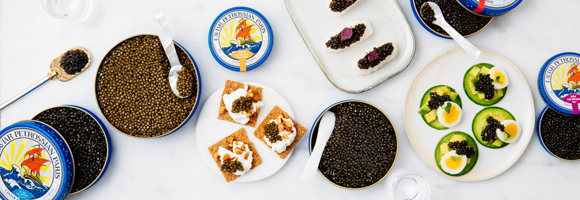 Producing Caviar