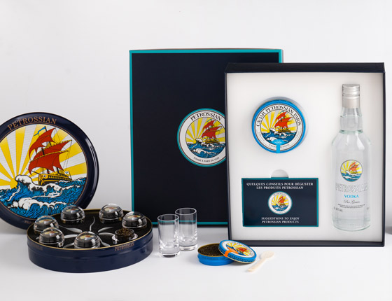 Caviar Gift Ideas