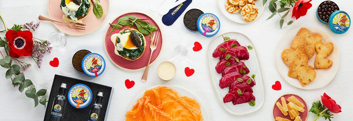 Diner St Valentin Domicile Livraison Belgique