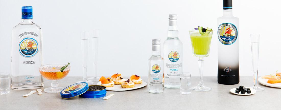 Wodkas Petrossian