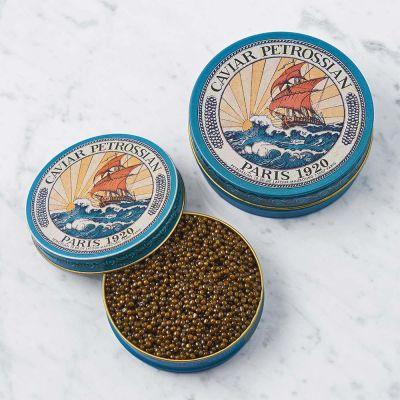 Ossetra Tsar Impérial® Caviar Vintage Box