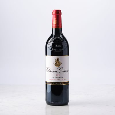 Vin rouge Margaux 2016 Château Giscours
