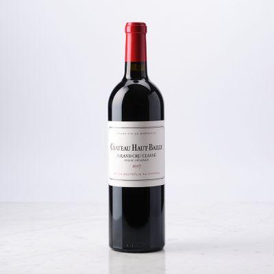 Vin rouge Pessac-Léognan 2017 Château Haut Bailly