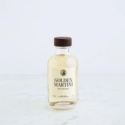Cocktail Golden Martini