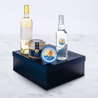 Coffret Dégustation Caviar & Foie gras
