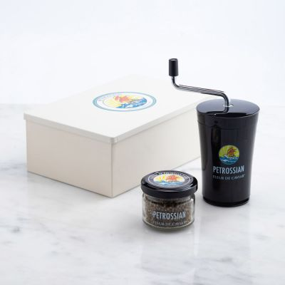 Coffret Cadeau Fleur de Caviar®