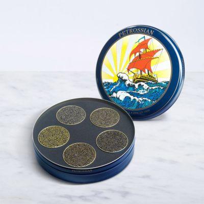 Coffret Caviars du Monde