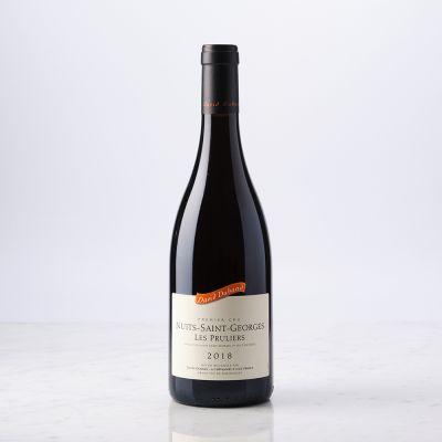 Vin rouge Nuits-Saint-Georges 2018 Domaine David Duband