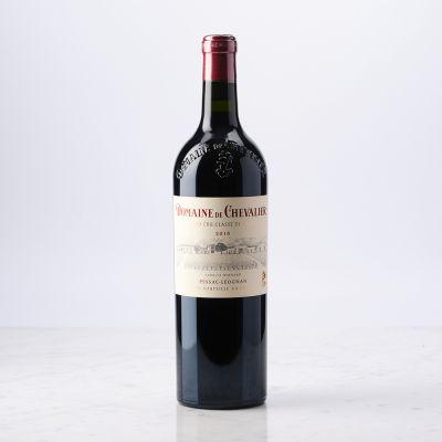Vin rouge Pessac-Léognan 2016 Domaine de Chevalier