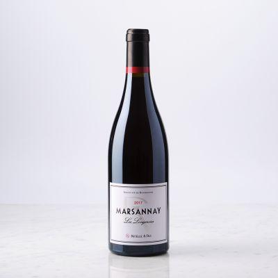 Vin rouge Marsannay 2017 Domaine Decelle-Villa