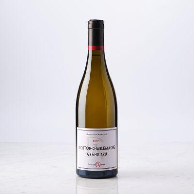 Vin blanc Corton-Charlemagne 2017 Domaine Decelle-Villa