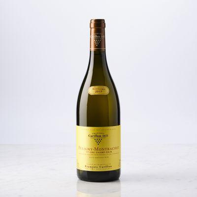 Vin blanc Puligny Montrachet 2017 Domaine François Carillon