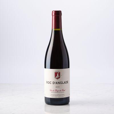 Vin rouge Pays du Gard 2016 Domaine Martine & Rémy Pedréno