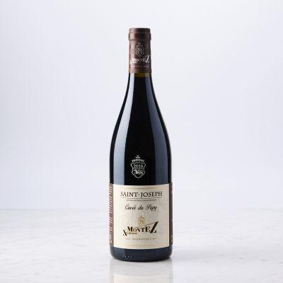 Vin rouge Saint-Joseph 2018 Domaine Stéphane Montez