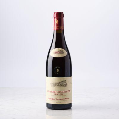 Vin rouge Charmes Chambertin 2011 Domaine Taupenot-Merme