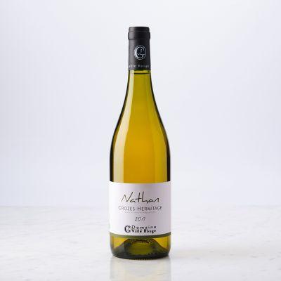 Vin blanc Crozes-Hermitage 2017 Domaine de la Ville Rouge