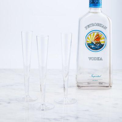 Wodkaflöte