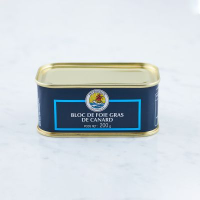 Tinned Whole Duck Foie Gras