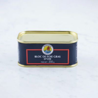 Tinned Whole Goose Foie Gras