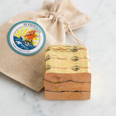 Foie Gras d'Oie Mi-cuit Truffé