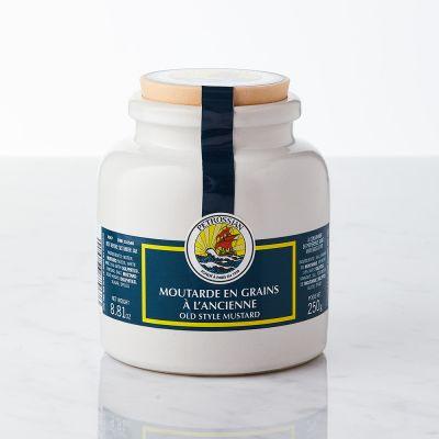 Moutarde en Grains à l'Ancienne
