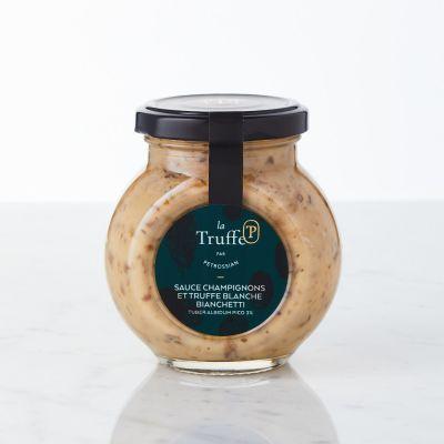 Sauce Champignons et Truffe Bianchetti
