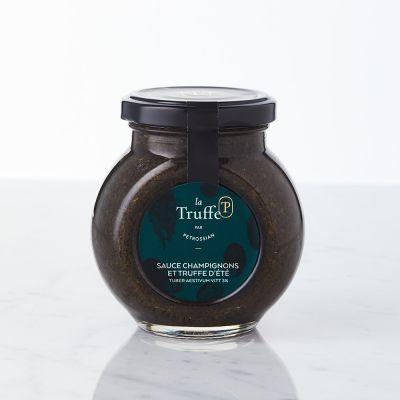 Sauce Champignons et Truffe d'Été