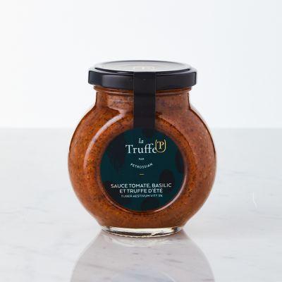 Sauce Tomate, Basilic et Truffe d'Été