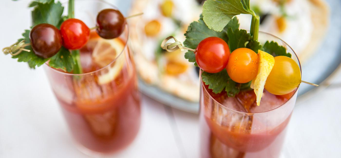 Bloody Mary Vodka Petrossian