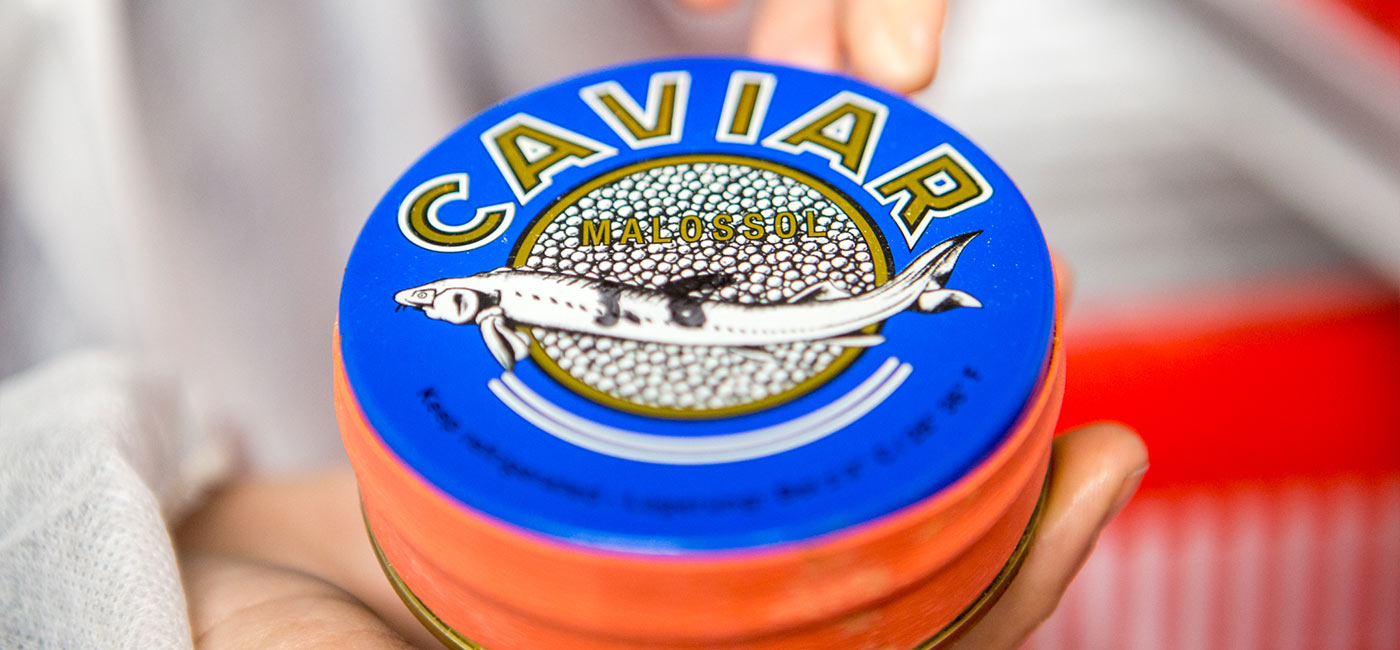 Descubra 3 anécdotas sobre el caviar