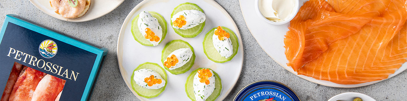 The latest from Petrossian