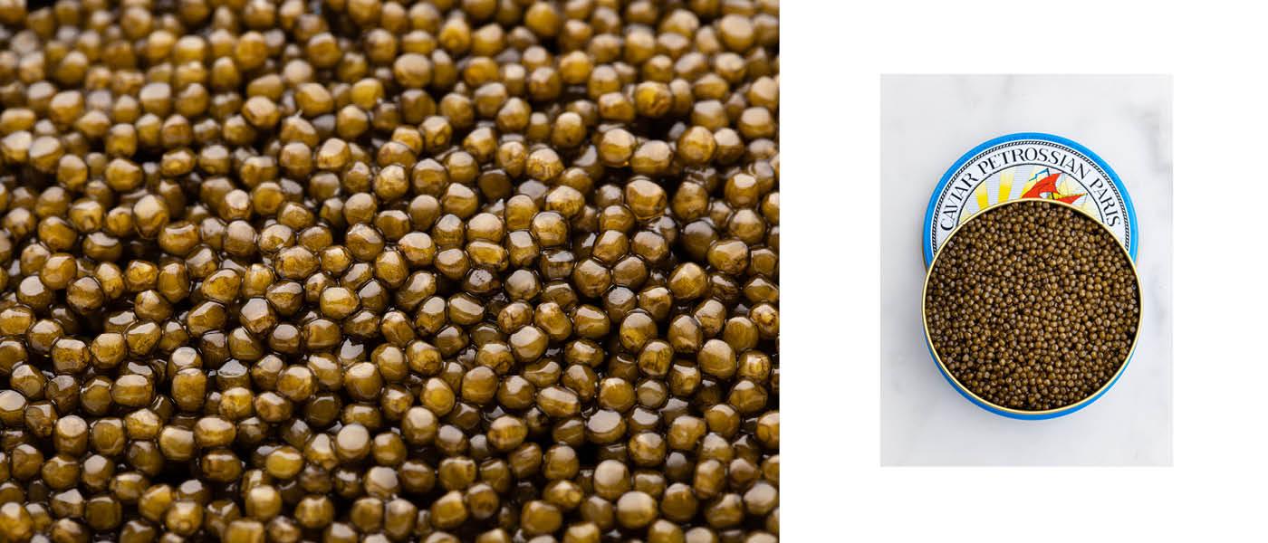 Caviar Ossetra Royal